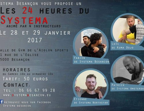 Les 24 heures du Systema
